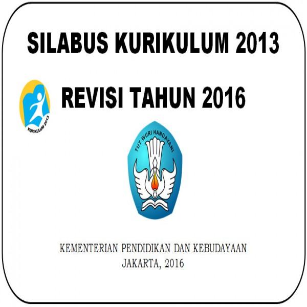 Download Silabus Sma Ma Dan Smk Kurikulum 2013 Revisi Tahun 2016 Semua Mata Pelajaran Sma Negeri 1 Meukek